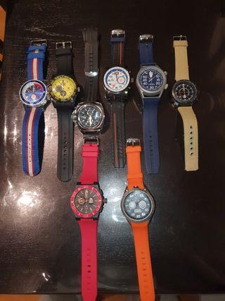 relojes calgari