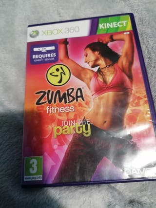 Xbox 360 kinect fitness
