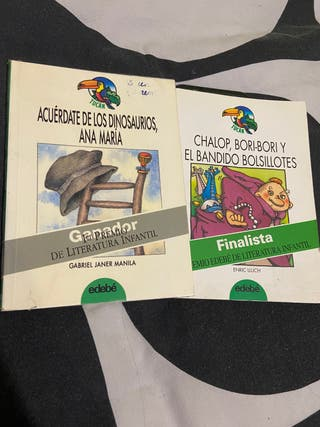 Pack 2 libros infantiles