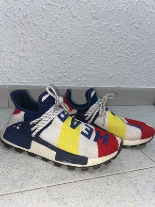 Bambas Adidas Pharrell Williams