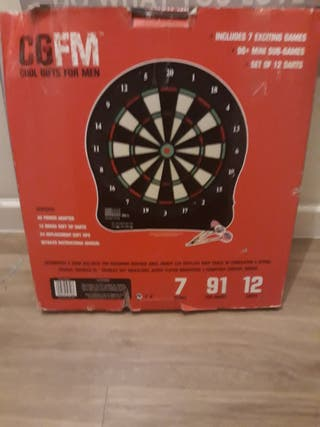 electric dartboard