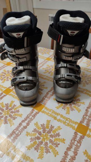 Botas de esquí Nordica N 4.7