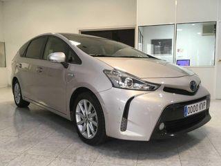 Toyota Prius 7 plazas 1.8 Hybrid Executive 7 Plazas / Techo / Cuero / Navegacion