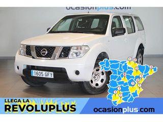 Nissan Pathfinder 2.5 dCi XE 7 Plazas 126 kW (171 CV)