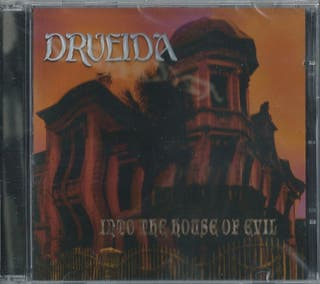 DRUEIDA CD heavy Español 2008-SARATOGA-ROSA NEGRA