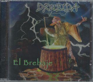 DRUEIDA CD El brebaje, Heavy Español 2005-ATLAS