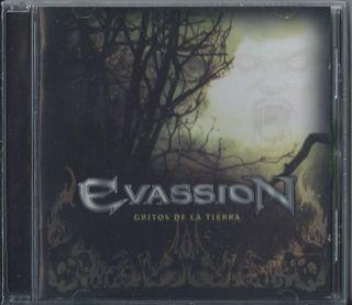 EVASSION CD GRITOS..HEAVY Español 2003 -DRUEIDA