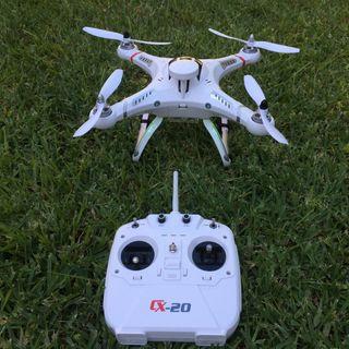 Vendo ò cambio dron cheerson CX20 por Xbox one x