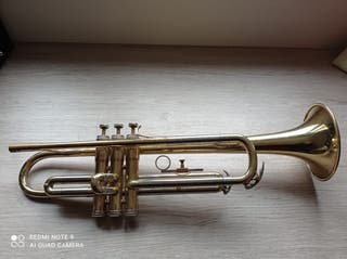 Trompeta Bessom London 600