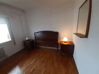 dormitorio antiguo de madera