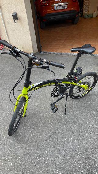 Bicicleta plegable rymenbikes pro