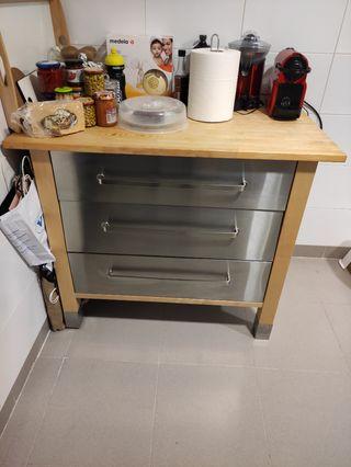 Mueble cocina almacenaje