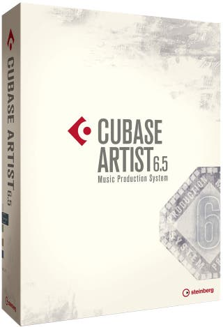 Steinberg Cubase Artist 6.5 (Windows) x32-x64