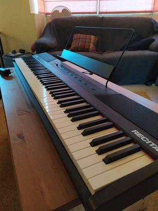Piano eléctrico Alexis Recital 88 teclas