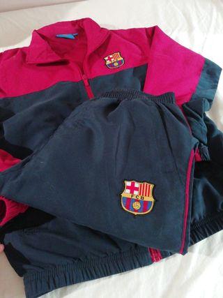 Chándal niño F.C.Barcelona