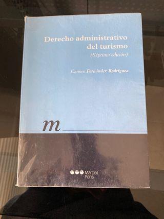 Derecho Administrativo Turismo
