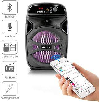 Altavoz con Bluetooth Pequeño LAUSON ¡¡nuevo!!