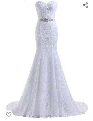 Vestido de novia T 36