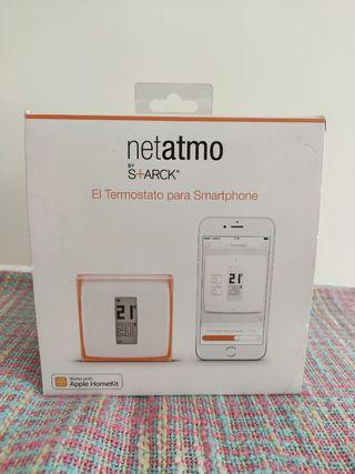 Termostato inteligente wifi - Netatmo