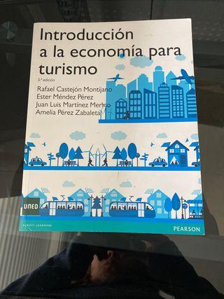 Introducccion a la economía para Turismo