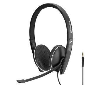 Auriculares Sennheiser SC 165 con micrófono