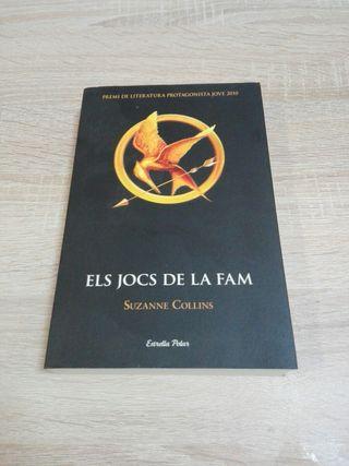 Los Juegos del hambre. Edición Catalana.