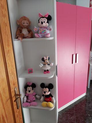 Habitación infantil sin uso