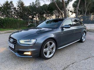 Audi A4 2.0 177cv quattro S-Line 2014