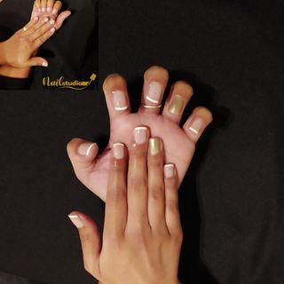 Manicura y uñas de gel