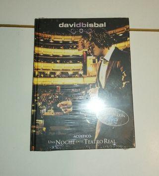 """David Bisbal """"Una noche en el teatro Real"""""""