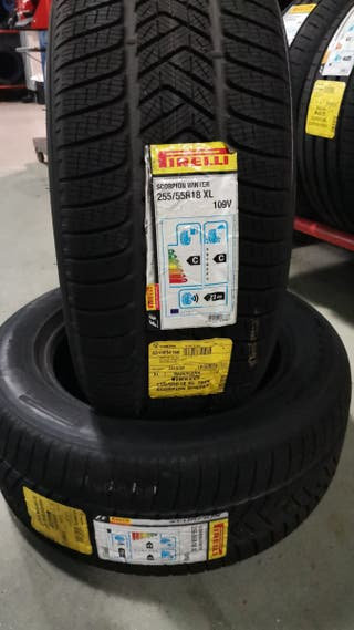 Neumatico Pirelli 255/55 18 109V Scorpion Winter
