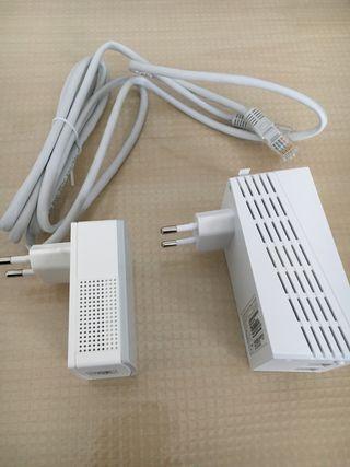 Amplificador de red WiFi TP-Link TL-WPA4220