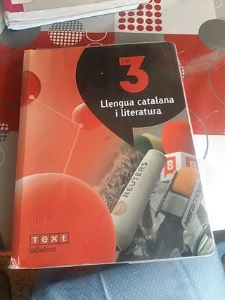 llengua catalana i literatura 3 eso
