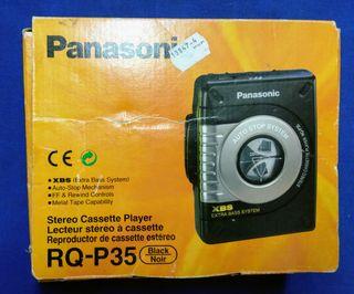 Panasonic rq p35