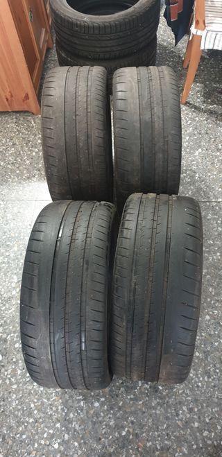 4 neumáticos Michelin Pilot Sport Cup2