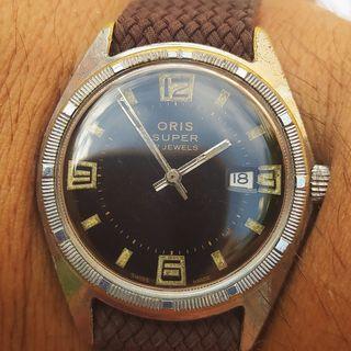 Diver vintage Oris 65