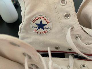 Converse bota originales