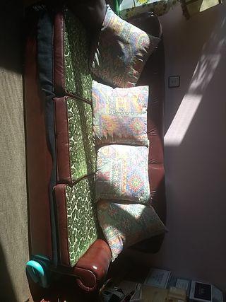 sofa de tres cuerpos