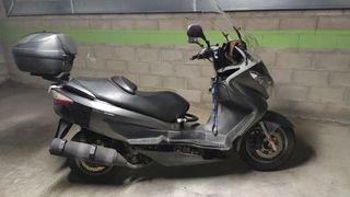 Despiece Suzuki Burgman 200