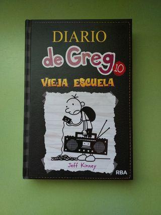 Diario Greg 10. nuevo