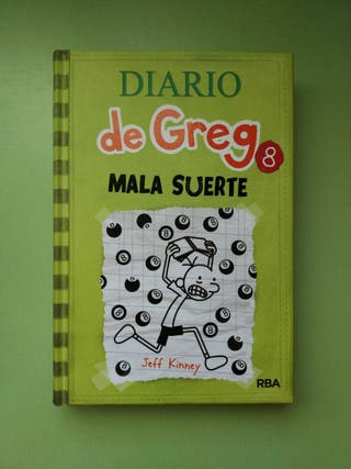 Diario Greg 8. Nuevo