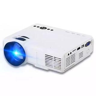 Mini proyector LED 2600 lúmenes