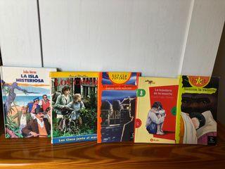 Libros juveniles e infantiles