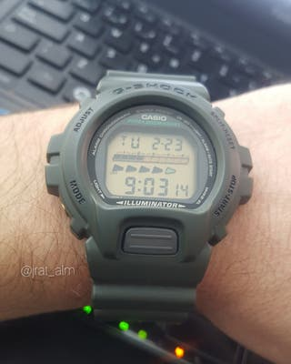 Casio G-Shock Dw 6600