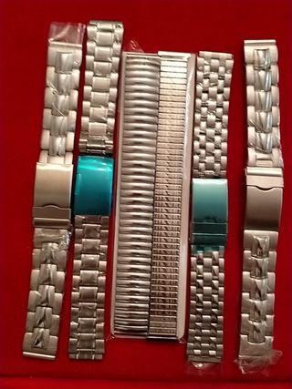 lote de pulseras para reloj
