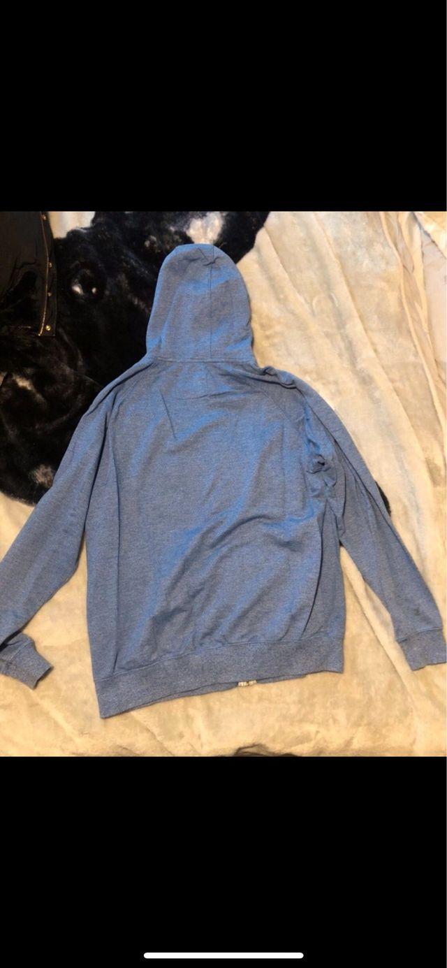 Hoodie Primark blue