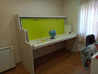 Cama escritorio abatible