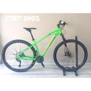 "Bicicleta MTB Wolfbike 29"""