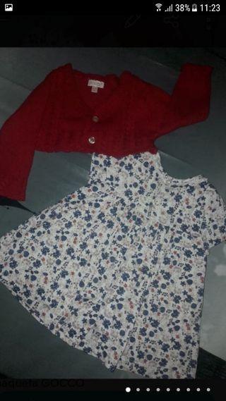 ropa bebé niña talla 6 meses y 6_9 meses