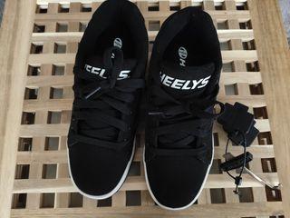 Zapatos con rueda Heelys